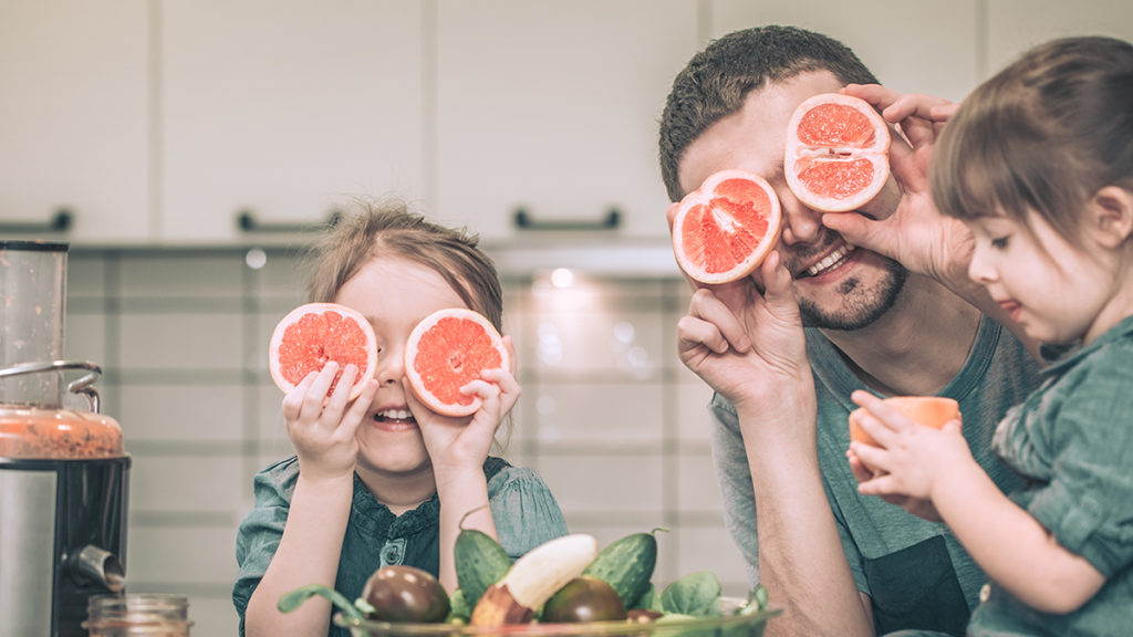 Your children can benefit from healthy lifestyle shifts as early as pre-conception.
