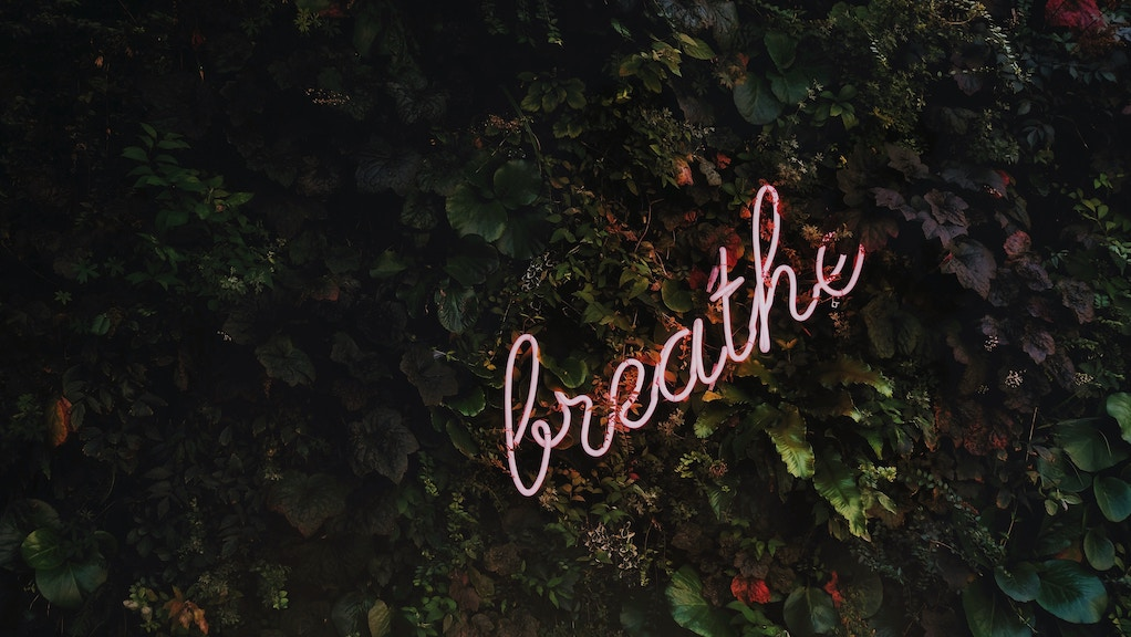 Breathe. Stress relief can be easier said than done.